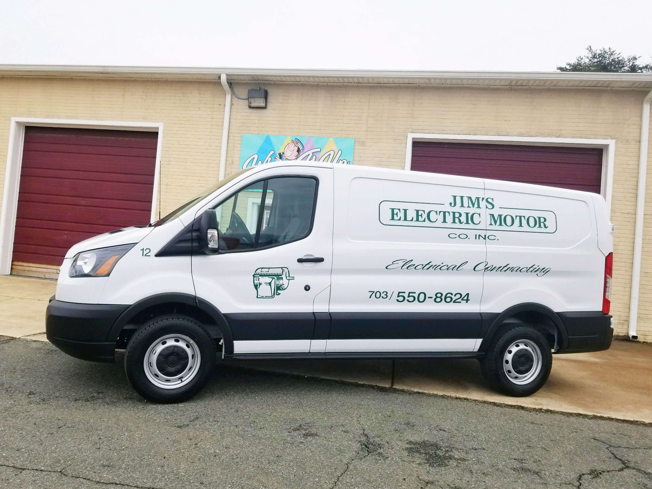 Jim's-Electric-Van-Vinyl-Decals