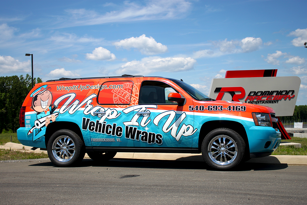 Car Vinyl Wrap Gallery Business Vehicle Graphics Wraps Vehicle