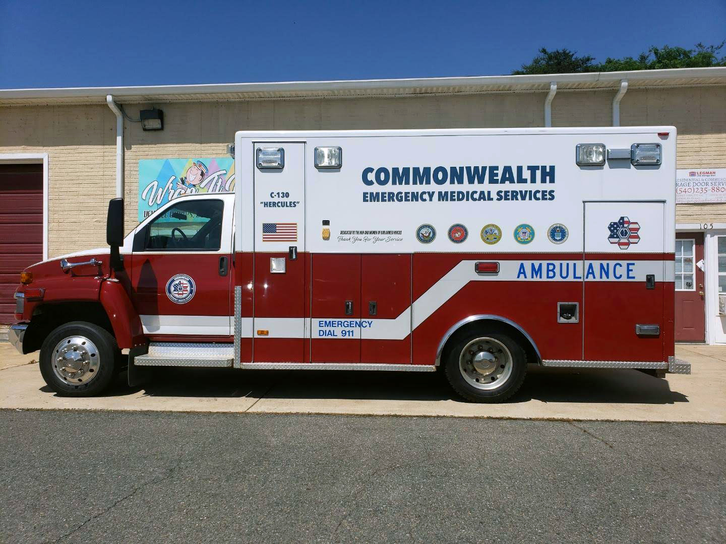 commonwealth-EMS-vinyl-decals-side